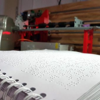 curso de revisor braille