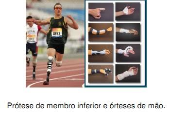 orteses e proteses - tecnologia assistiva