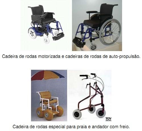 mobilidade reduzida tecnologia assistiva