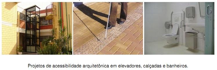 acessibilidade arquitetônica t.a.