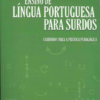 livro ensino de língua portuguesa para surdos