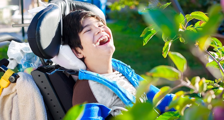Como trabalhar com paralisia cerebral na escola